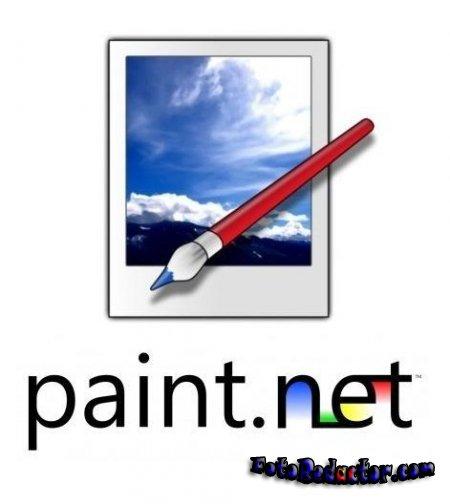 Несколько трюков и эффектов в Paint.NET