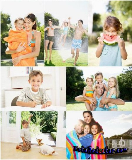 Как сделать наилучшие фотоснимки детей