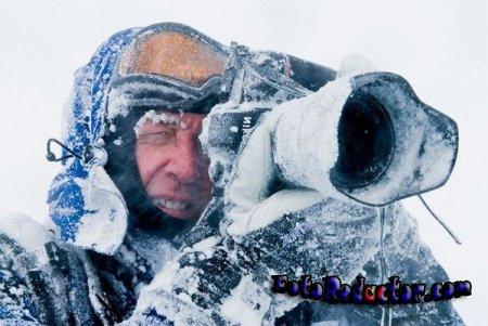 Сохранение работоспособности фотокамеры при низкой отрицательной температуре