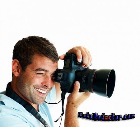 С первых шагов к профессиональному фотографу