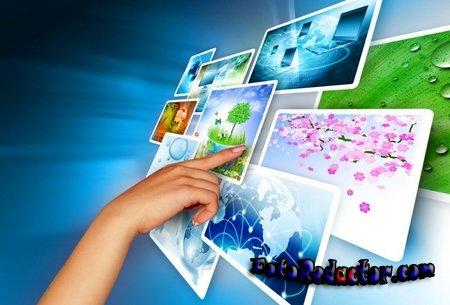 Принцип получения цифрового фото