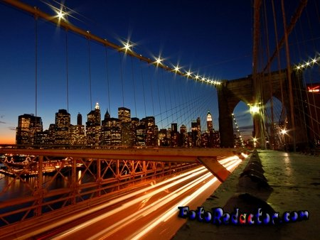 Как лучше фотографировать город ночью