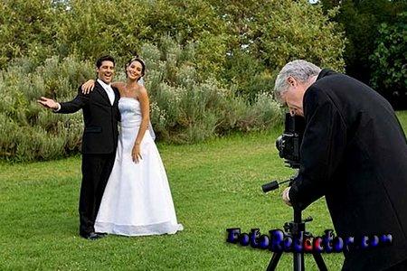 Свадебные фотографии - советы для начинающих