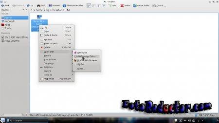 Как сделать прозрачный фон в GIMP?