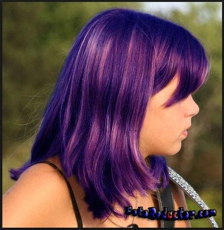 Урок как изменить цвет волос в программе фотошоп