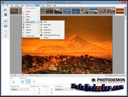 PhotoDemon – своеобразный фоторедактор для Windows