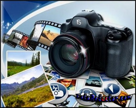 Слайд-шоу фото и картинок с помощью программы FastStone Image Viewer