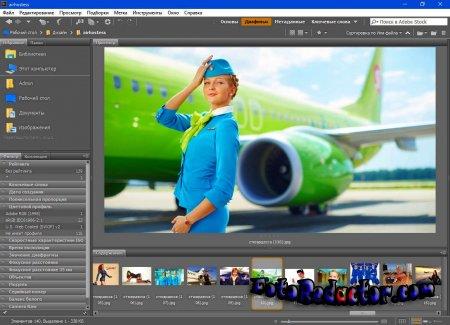 Adobe Bridge CC 2019 (RUS|x32/x64)
