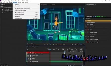 Adobe Character Animator CC 2019 (v2.0.0.257)