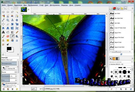 GIMP v2.10 (RUS|+Portable)