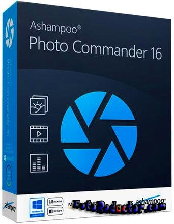 Ashampoo Photo Commander v16 (RUS|+Portable)