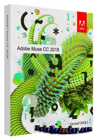 Скачать Adobe Muse CC 2018 (русская версия) бесплатно торрентом