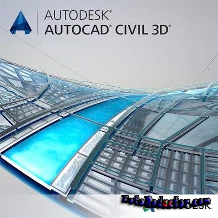 Autodesk Civil 3D 2021 (v.13.3.854.0) RUS