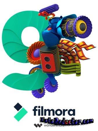 Скачать Filmora 9 (полная версия на русском) бесплатно торрентом