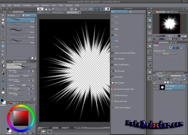 Clip Studio Paint EX (v.1.8.6)