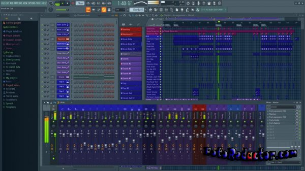 FL Studio 20.1.5.681 Producer Edition (для windows 32-64 bit)