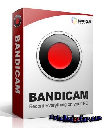 Bandicam 2019 (v.4.4.1) + Crack