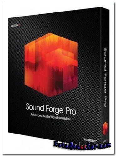 Скачать Sound Forge Pro 15 бесплатно торрент (русская версия с ключом)
