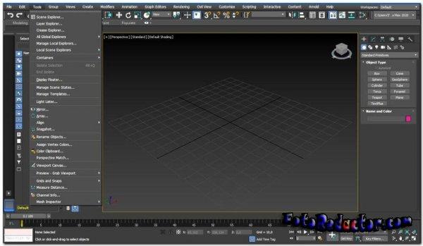 Autodesk 3ds Max 2021.1 (v.23.1.0.1314) - x64 bit