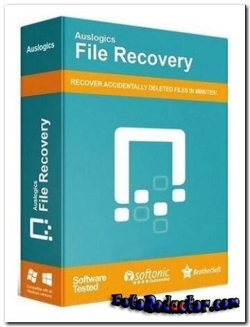 Auslogics File Recovery (на русском с ключом) скачать бесплатно торрентом