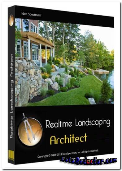 Realtime Landscaping Architect v.18.03 (с библиотеками)