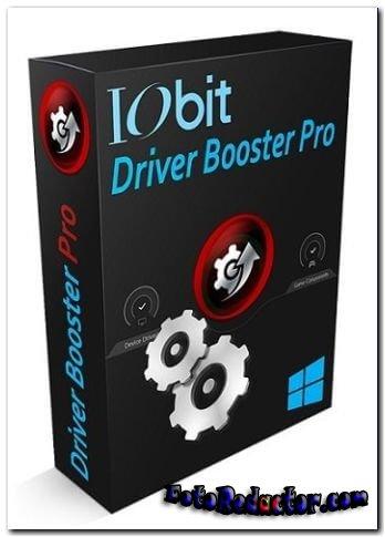 IObit Driver Booster Pro (с ключом) скачать бесплатно торрент