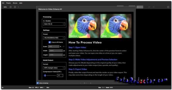 Topaz Video Enhance AI v.1.9.0 (2021) RePack & Portable