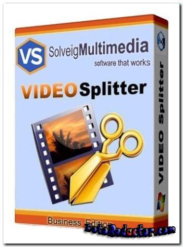 SolveigMM Video Splitter (на русском с ключом) скачать бесплатно торрент