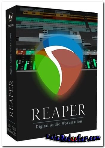Cockos REAPER v.6.25 (RUS) RePack & Portable