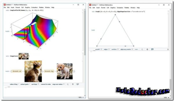 Wolfram Mathematica v.12.2.0 (x64 bit)