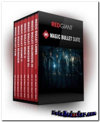 Red Giant Magic Bullet Suite 14 (x64 bit) скачать торрентом бесплатно