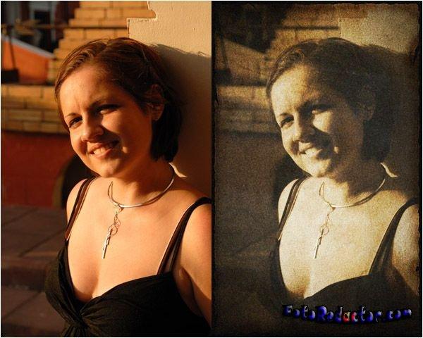 Как сделать фотографию в фотошопе старой