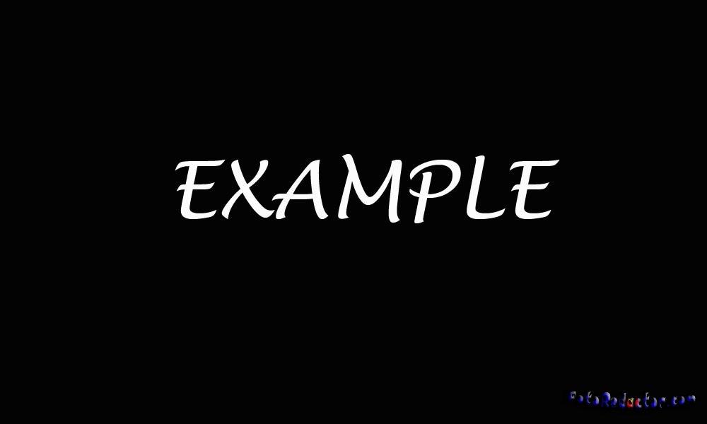 видео уроки по photoshop анимированный текст