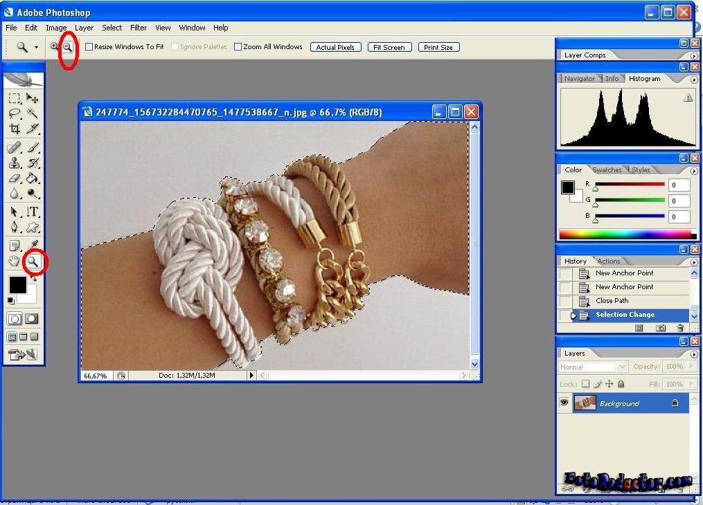 Как сделать прозрачный фон adobe photoshop